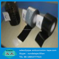 Cold applied polyethylene PE bitumen tape