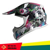 Iregal ECE Approval MX-316racing helmet visor motorcycle