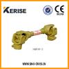 PTO spline shafts u-joint for machinery