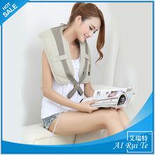 electronic pulse neck massager