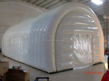 Hot selling attractive inflatable spider tent inflatable building, inflatable lawn tent,