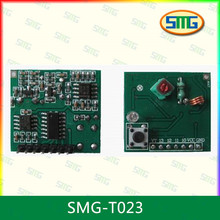 wireless Receiver Module,with Decoder function,DC5V,Mini wireless rf receiver,for secondary produce