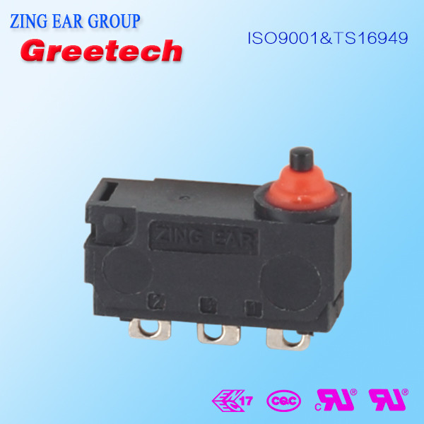 subminiature micro switch