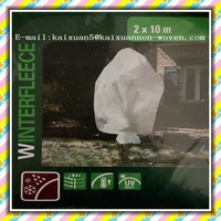 [FACTORY] UV resistant pp nonwoven cover cloth for garden/plant/landscape/nonwoven weed cloth roll/winter protection hood