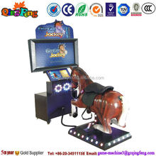 Canton Fair Horse ride racing game machine indoor horse amusement game machine horse racing game for kids and adults