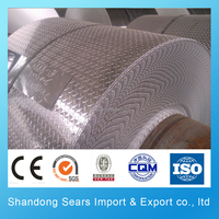 china manufacturer embossed aluminum sheet coil roll strip1050 1070 1100 3003 5052 5005