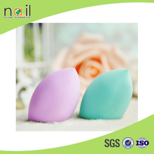 The new non latex beveled egg powder puff, Oblique stereo puff, Wet and dry dual-use powder puff,Hydrophilic non latex puff