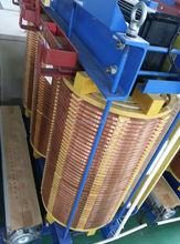 500kva insulation F class dry type three phase isolation transformer