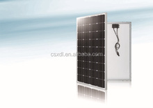 mono and poly crystalline pv solar panel price 5w to 310