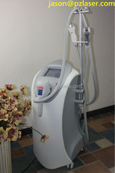 Medical CE approved body shape Vacuum Cavitation System vacuum+roller+rf+infrared home use massager for body