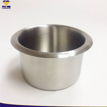 Made in China High Quality Brushed Stainless Steel 304 Boat Cup Drink Car Boat Cup Holder