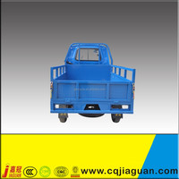 Auto Dumping Tricycle With Cargo Box For Heavy Loading