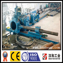 exhaust pipe bending machine