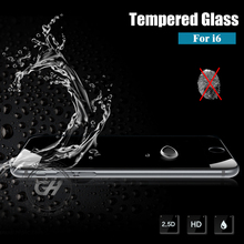 new produuct!2.5d tempered glass screen protector for iphone