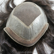Toupee for black men or women direct from factory and can keep the quality
