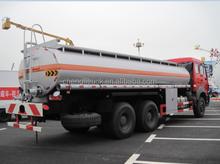 oil truck used truck all dimension 6*4 & 8*4 hot sale Euro 3 Emission Standard Diesel Fuel Type fuel tanker Truck