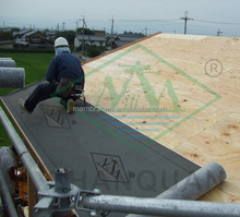 water vapour permeable roof membrane