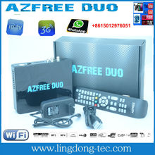 Azfree duo work so good than tocomsat