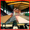 china automatic production line for gypsum board