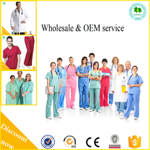 nurses uniform /custom hospital uniform wholesale