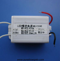 Constant Current Driver For 3w led lamp mr16 12v