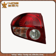 Hyundai Car Replacement Tail lamp Gete 2002 Rear Tail light ( OEM NO 92401 92402-1C000 )