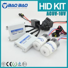 HID Xenon Kit H4 Lo AC(Slim Ballast), HID headlights for Cars