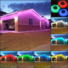 Shenzhen factory waterproof CE&RoHS ISO certificated 5050 rgb strips christmas decorations