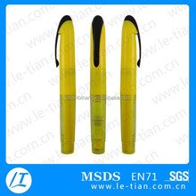 PB-097 with sticker yellow highlighter pen
