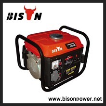BISON(CHINA) 12v dc portable petrol generator, generator head for sale, china cheap generator