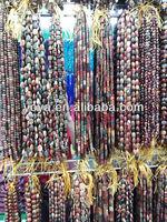 SB3803 loose kundan beads,Stone beads,colorized gemstone beads