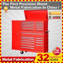 2014 Professional custom metal tool box with wheels