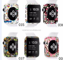 2015 new luxury Design skin for apple watch 38mm 42mm