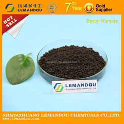 25 KG bag boron humate granular fertilizer in China