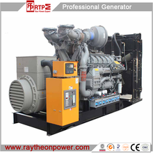 Raytheon Water Cooled Tender Generator with famous brand Engine/Good quality tender generator /PLC control tender generator