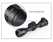 4X32AOME red / green illuminated riflescope black