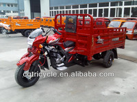 China 200cc water cooled tricycle/mini cargo motorcycle