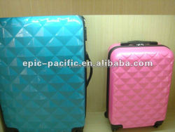 ABS PC hardcase trolley