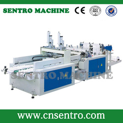 CE standard full automatic two channels shopping bag making machine made in China PT-700