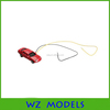 Hot scale N scale model train layout scale model car with LED light plastic model light car