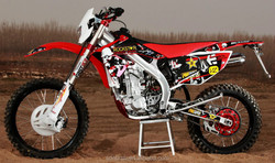 Deluxe version 450cc 4 stroke cheap dirt bike motorcycle