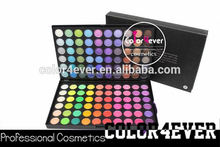 Christmas hot!Professional 120 bright colors Makeup Eyeshadow Palette flower color palette