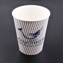 design paper cup, christmas tree disposable paper cup, paper cups take out