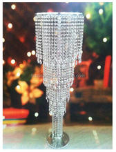 Wholesale elegant wedding decoration centerpieces crystal beads table decoration centerpieces for event decoration