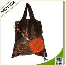Top quality portable custom reusable shopping bag