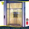 Aluminium profile commercial frameless spring door hinge door shopfront door