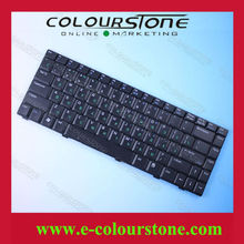 Original Russian Laptop Keyboard For Asus W3000 A8 F8 N80 X80 X83 W3 Z99 Service RU Black V020662BS1