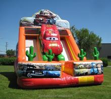 alibaba china gym inflatable slide combo /juegos inflables