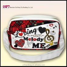 High Quality Long Strap Young Women Handbags