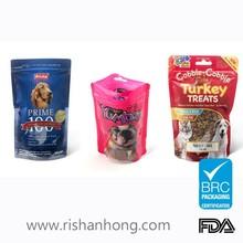 paper packing bag food oil zip packing
